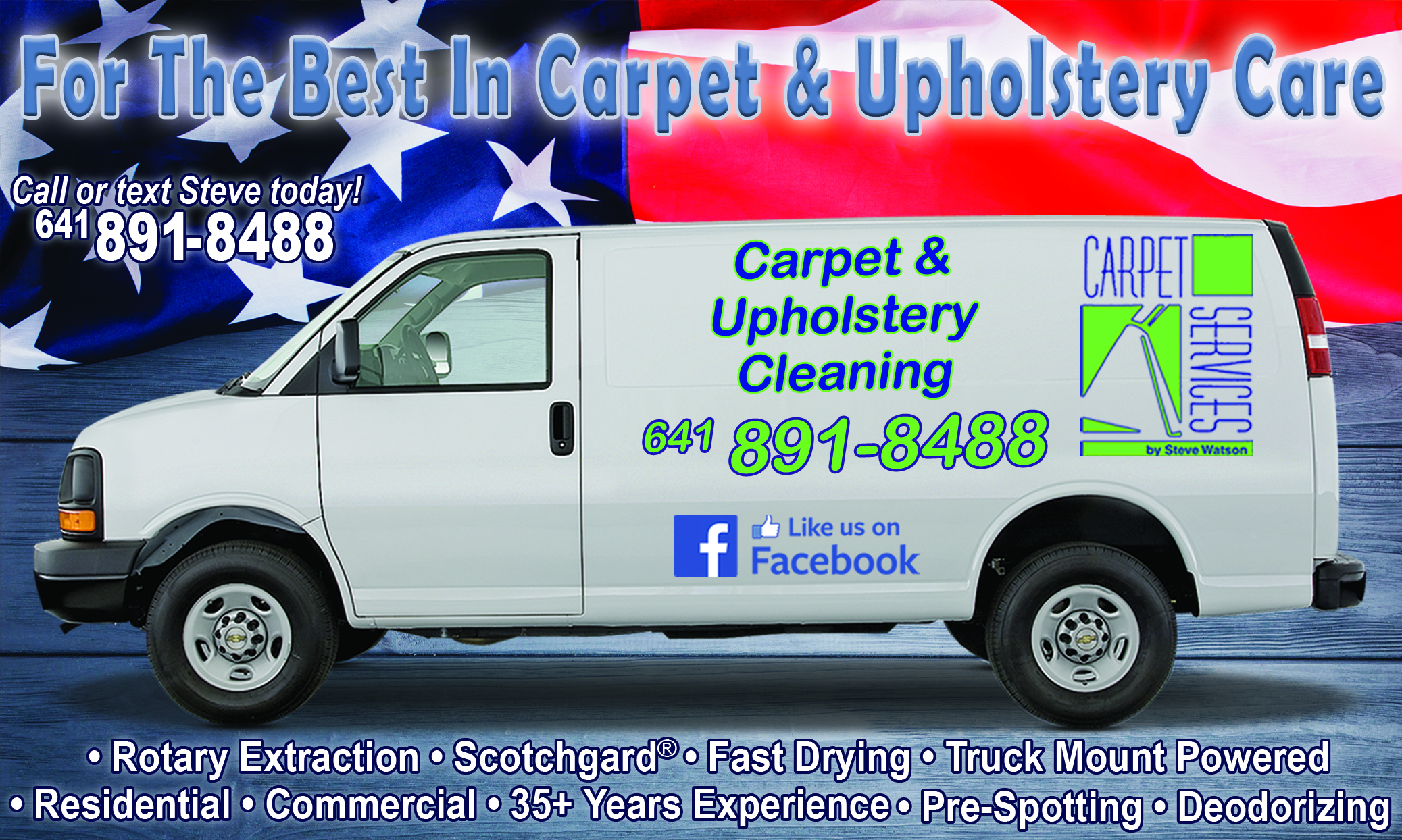 Carpet Services by Steve Watson