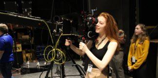 Student Film Lounge photo
